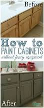 Cabinet Painting Kits The Average Diy U0027s Guide To Painting Cabinets