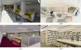bureau 騁ude structure 聯合書院胡忠多媒體圖書館 香港中文大學圖書館