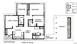 layout simple 2 bedroom house plans terrific 15 simple two