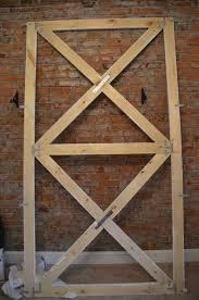 Diy Door Headboard Diy Barn Door Headboard Bob Vila