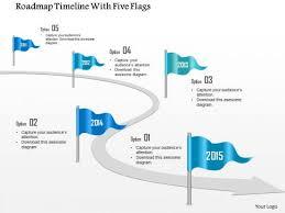 presentation roadmap template business diagram roadmap timeline