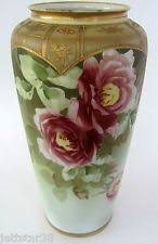 Nippon Hand Painted Vase Hand Painted Nippon Grapevine Vase Nippon Pinterest Porcelain