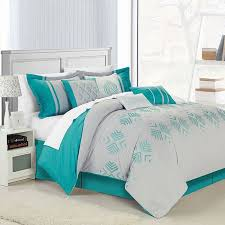 Black And Teal Comforter Bedding Teal And Grey Bedding Chevron Comforter Ebay Teal And