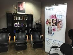 haircut calgary shawnessy lachic hair salon spa