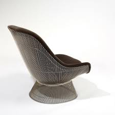 warren platner easy chair knoll modern furniture palette