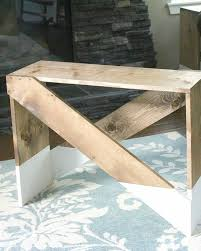 Homemade End Tables by 258 Best Diy Home Furniture Images On Pinterest Furniture