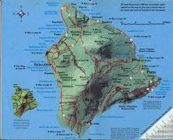 map of hawaii big island hawaii the big island we could fly to hilo from and rent a