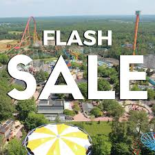 flash sale 50 off kings dominion tickets