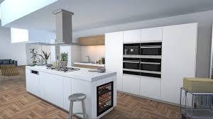 unity3d multitouch konfigurator miele kitchen appliance