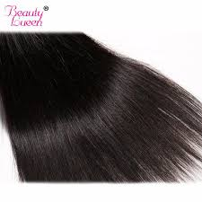 Brazilian Extensions Hair by Brazilian Straight Unprocessed Human Hair Extensions Natural Color