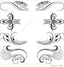 templates ornaments stock illustration i1329530 at featurepics
