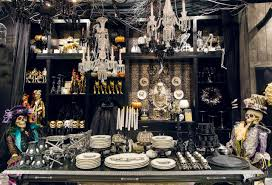 grandin road halloween world comes to life in pop up shop at