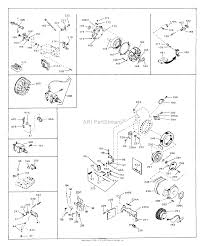 tecumseh hh60 105079e parts diagrams