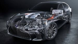lexus ls hybrid 2018 price 2018 lexus ls 500h multi stage hybrid system detailed