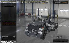 si e auto tex mack superliner v3 0 1 6 mod for truck simulator ats