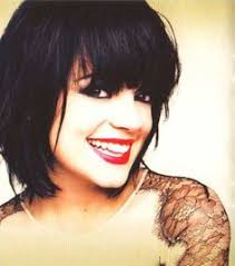 short shaggy bob hairstyles with bangs one day pinterest
