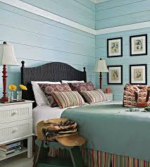 painted wood wall adding character wood plank walls the inspired room