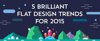 design graphic trends 2015 5 brilliant flat design trends for 2015 creative market blog