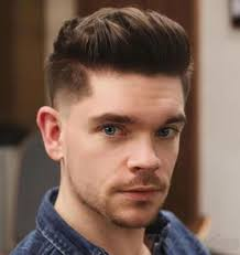 mens hair cuts for wide face 100 trending cool ideas for a quiff haircut