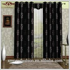 wholesale window curtains beaded curtain for home latest popular