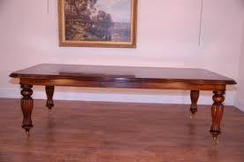 mahogany dining table mahogany dining tables victorian regency george ii pedestal