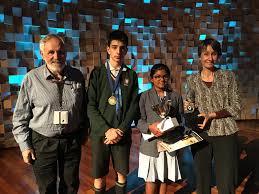 The Winner Of New Zealand by National Brain Bee Challenge Australasian Neuroscience Society Inc