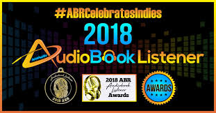 audio book reviewer 2018 abr audiobook listeners awards