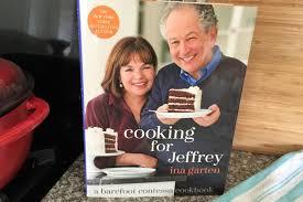 barefoot contessa jeffrey ina garten s cooking for jeffrey proves food is love review
