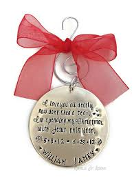memorial ornament custom gold remembrance baby