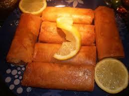 cuisine marocaine brick bricks a la viande hachée et au fromage aux delices du palais