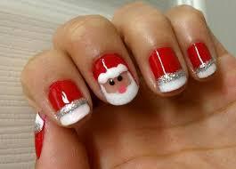 imagenes uñas para decorar decoración de uñas navideñas 31 ideas de diseños para navidad
