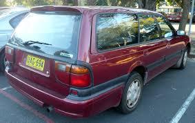 mazda wagon file 1995 mazda 626 gv series 4 station wagon 2006 07 05 02