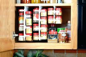 Wall Mount Spice Cabinet With Doors Door Mounted Spice Rack Spice Door Mounted Spice Racks For