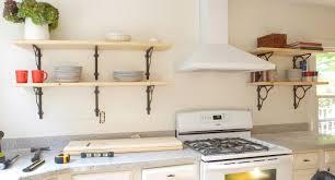 Open Shelves Kitchen Design Ideas Kitchen Kitchen Organization Ideas Open Shelves Kitchen Design