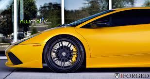 Lamborghini Murcielago Custom - lamborghini murcielago custom wheels iforged deep 20x8 5 et