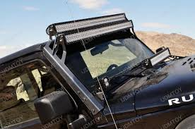 led lights for jeep wrangler 2pcs 50 480w high power led light bars for jeep wrangler jk