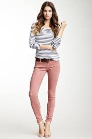 what goes with pink marvelous stripes and old rose feminine style is a good thing