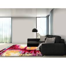 Area Rug Modern by Modern Rug Contemporary Area Rugs Multi Geometric Swirls Lines