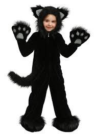 cat costume premium black cat costume for children