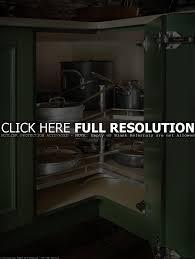 cabinet lazy susan for corner kitchen cabinet lazy susan