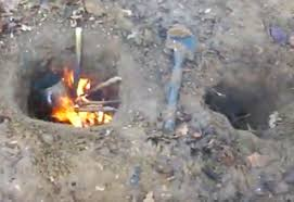 Dakota Firepit How To Build A Stealth And The Smokeless Dakota Pit