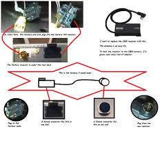 siriusxm tuner wiring diagram siriusxm sxv300v1 tuner installation