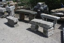 Natural Stone Benches Granite Benches U2013 Stone Of New England