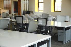 White Office Furniture Free Images White Meeting Office Furniture Work Space