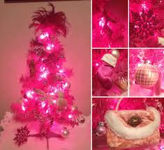 collection of small pink tree tree