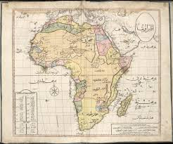 Map Of Northern Africa by Northern Africa Capitals Images