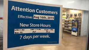 walmart open hours on thanksgiving dickinson wal mart to cut hours of operation the dickinson press