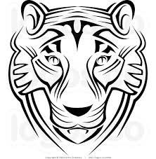 tiger logos royalty free tiger face logo by seamartini graphics