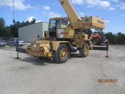 tadano gr500xl 340 cranes for sale used tadano cranes usa