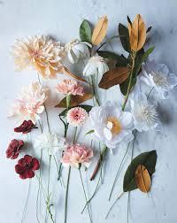 bouquet en papier paper colossal